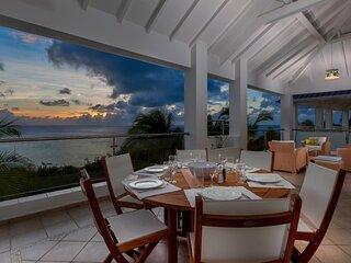 Villa Sea Dream | Ocean View - Located in Magnificent Happy Bay with Private P