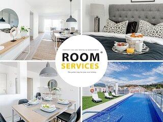 ALB205 - 3 bedroom Apartment in Nueva Andalucia