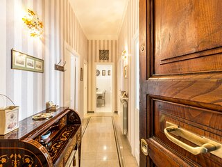 Central Rome Vatican area Luxury Home and excellent reviews - free wifi -