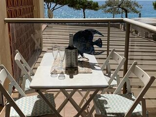 Apartment for rent Platja d'Aro Dreamtime with terrace on the seafront