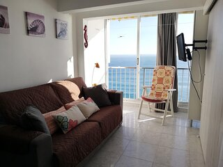 Girorooms - Bargain apartment in Platja d'Aró with pool and sea views - PALACE
