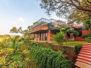 Villa Ashirvad by Vista Rooms