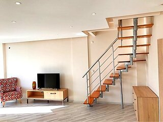 3 bedrooms duplex apartment swith sea view