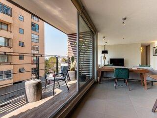 Casai Polanco | 2BR | Modern Suite