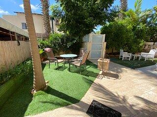 Raanana Luxury - Deluxe Studio  + Garden - REF04