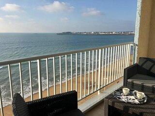 Magnifique appartement 2 chambres sur la grande plage