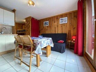 Studio cabine - Praz-sur-Arly (74)
