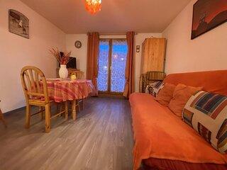 Appartement Studio Cabine a Praz-sur-Arly