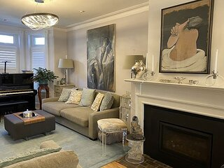 Sophisticated Georgetown home
