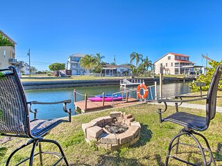 NEW! Renovated Waterfront Home with Outdoor Oasis!