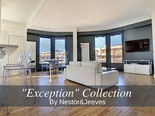 N&J - LES AIGLES - Very close sea - Top floor - Luxe