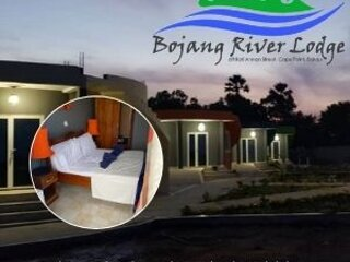 Bambo Green 1 - Standard Double Room - The Lodge Cape Point, holiday rental in Central River Division