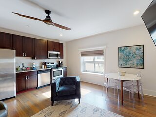 Luxury Suites on King Street w/ Flatscreen TVs, Parking On-Site, & Free WiFi