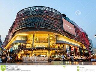 eye popping triplex in the buzzing neiman shopping & restaurant neighbourhood