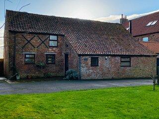 Delightful private countryside barn conversion in York