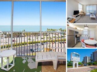 Bonita Beach & Tennis Club! High Floor With Views!