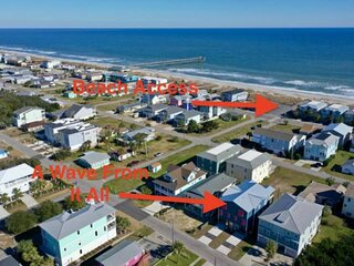 15% Fall Discount, 2 Blocks to Beach, Elevator, Plenty of Covered Parking, New S