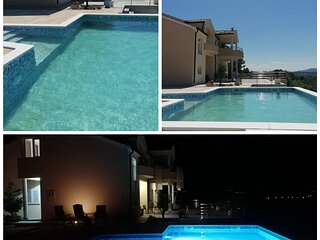 Villa apartments Scolopax rusticola Skradin