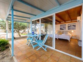 Habitación migjorn con terraza