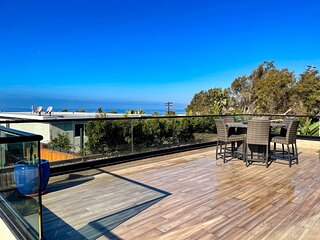 Grandview Beach House- Private Ocean View Rental