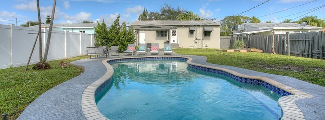 HOLLYWOOD VACATION POOL HOME.., vacation rental in Miramar