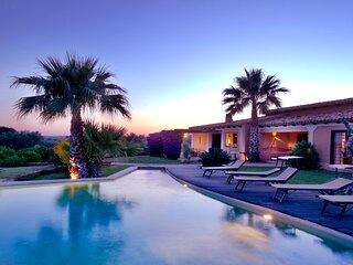 Villa Afrodite con piscina