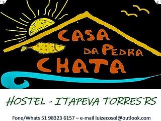 HOSTEL CASA DA PEDRA CHATA