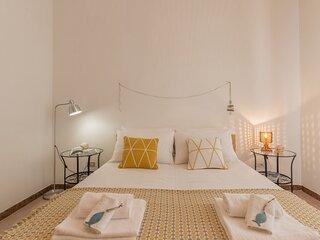 Casa Gaia DX | apt con balcone, wifi gratis, a/c
