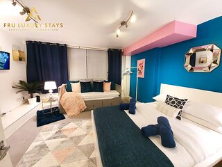 Stunning 1-Bed Apartment in Bristol