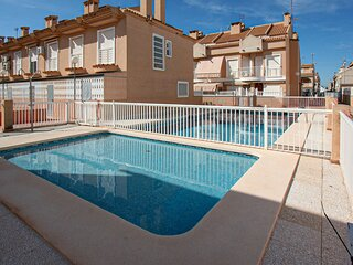 Stunning home in Santa Pola with Outdoor swimming pool, WiFi and 3 Bedrooms (EBI