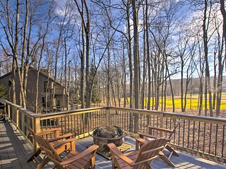 NEW! Spacious Wintergreen Resort Home w/ Hot Tub!