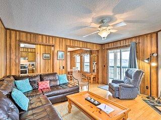 Cozy Family Condo w/ Pool Access & Ski Slope Views