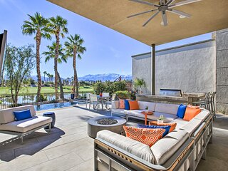 NEW! Desert Oasis w/ Pool & Spa on Golf Course!