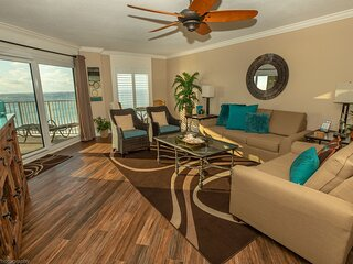 IR 303 is a fully Renovated 2 BR Gulf Front with amazing views - Washer/Dryer