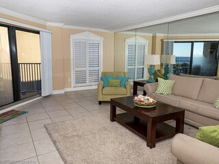 IR 314 is a Stunning 2 BR Gulfview - Recently Renovated and 60 Flat Screen