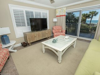Destin Towers 21 is a renovated 2 BR on the Gulf - Absolutely Stunning - Slps 6