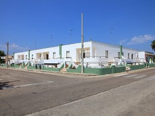 Appartamenti Mancaversa - Trilocali 6 posti letto a 100 metri dal mare