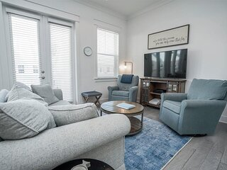 Prominence on 30A - Happi Nest | Golf Cart & Bikes Included!