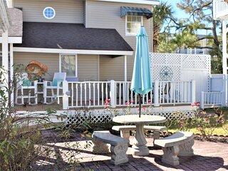 Crowe's Beautiful Oceanside Cottage