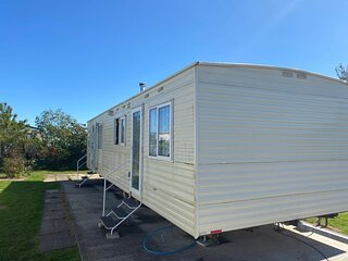 Super 8 berth caravan for hire at Southview Holiday Park, Skegness ref 33038O