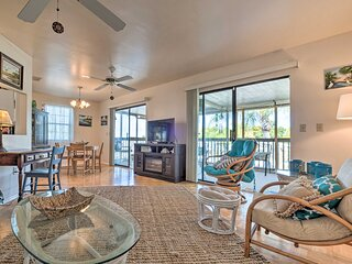 NEW! Serene Canal Front Home w/ Direct Gulf Access