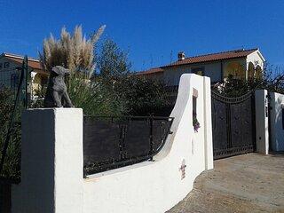 Apartmenthaus Sabine-Apartment Anna fur 3 Personen mit Klima und Wilan in Istrie