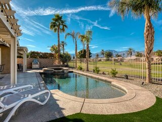 Retreat at Indian Palms-Pool/Spa-Newly Updated Home-Golf Course Views - 3BD#2100