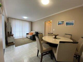 Aluguel Apartamento 2 quartos 50 m Mar Bombinhas SC 684