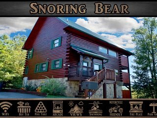 Snoring Bear
