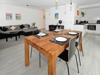 StayCozy Bike&Ski Apartment in TOP-Lage!