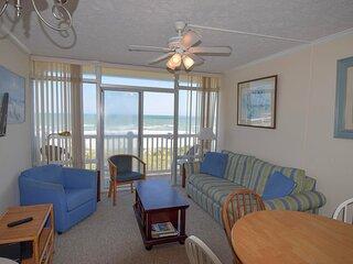 Grand Strand Resorts II Unit 18! Oceanfront 1 Bedroom! Outdoor Pool/ Short