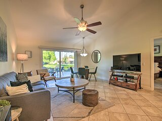 NEW! Updated Palm Desert Escape w/ Resort Access!