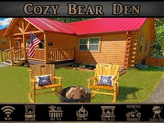 Cozy Bear Den