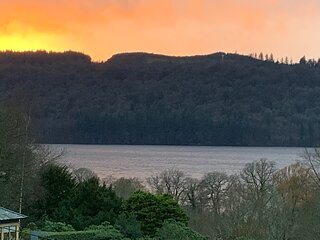 The Lady of the Lake (Windermere View)